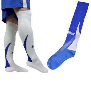 Shop Football Socks stockings package email Luwint thick towel skid at  end of  white stockings blue sport socks