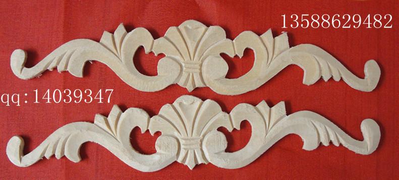 Резные деревянные панели 东阳木雕方块花 家居装饰 吊顶 家具贴花 壁贴 角花 木雕线