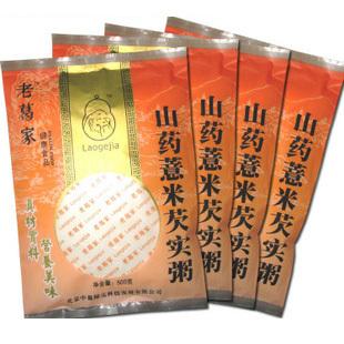 老葛家 山药薏米芡实粥4袋  健脾祛湿 补虚止泻  脾胃湿热组合