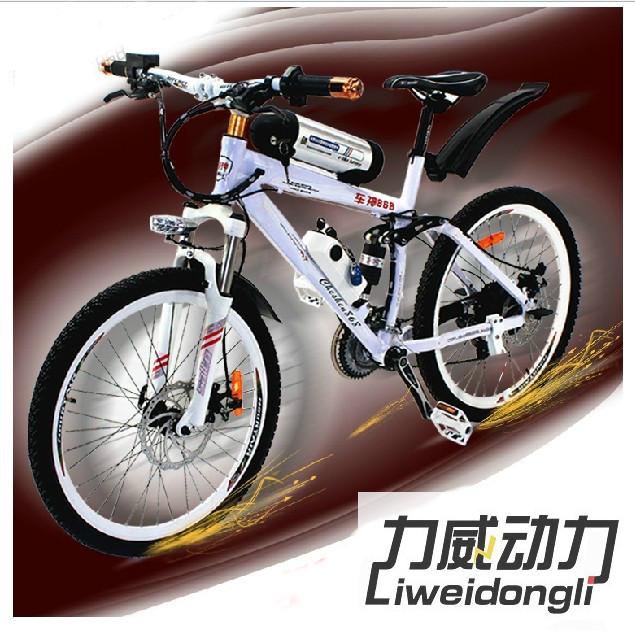 Электрический велосипед Car 26 24 26