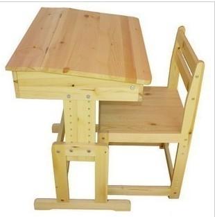 Стол Грузоподъемные детей сосна стол детей твердого дерева стол Деревенский стиль