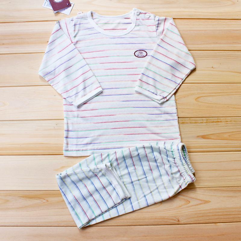Нижнее белье Other Пижамные комплекты для сна Унисекс Модифицированное вискозное волокно Обычная модель 1-3 лет, 3-5 лет