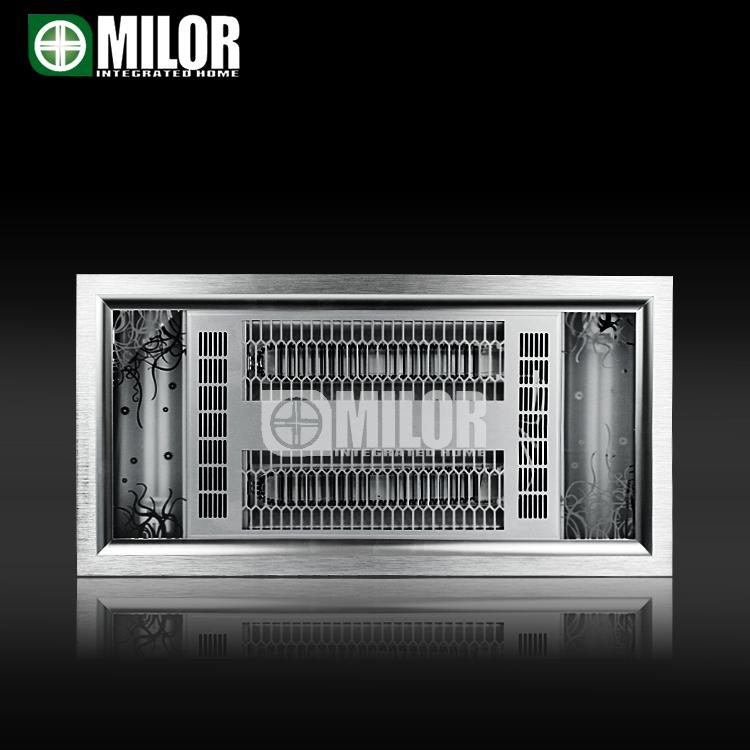 【米勒】 集成吊顶浴霸 顶级四合一全金属碳纤维浴霸 欧普配置