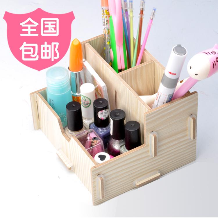 Настольный ящик для канцелярии New art  DIY
