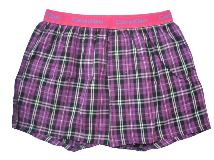 Пижамные штаны Beach pants c k Ck Муж. Лайкра Хлопок Однотонный цвет Простой (повседневный) стиль Лето