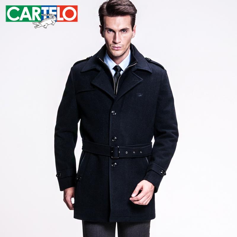 Пальто мужское CARTELO 926t3602