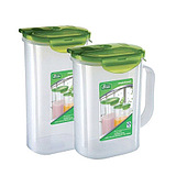 Leyiduo Le million snack food boxes sealed lunch box snack box sealed plastic crisper ZP012 700ml