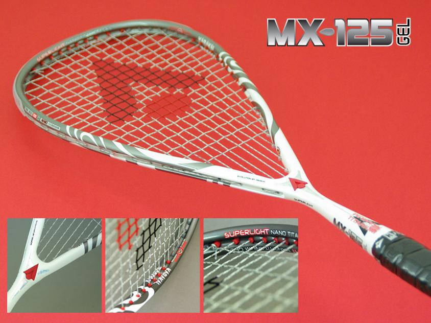 ракетка для игры в сквош KARAKAL ks4579 MX