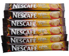 Limited-time special offer! Korea NESCAFé instant coffee single three-in-one sales $ 0.52