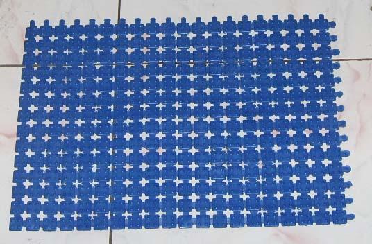 Коврик для ванной Коврики для ванной коврики Коврики четыре точки занос доказательство этаж мат шить
