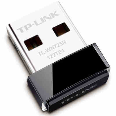 TP-LINK 150M mini wireless USB adapter TL-WN725N AP router wifi receiver transmitter