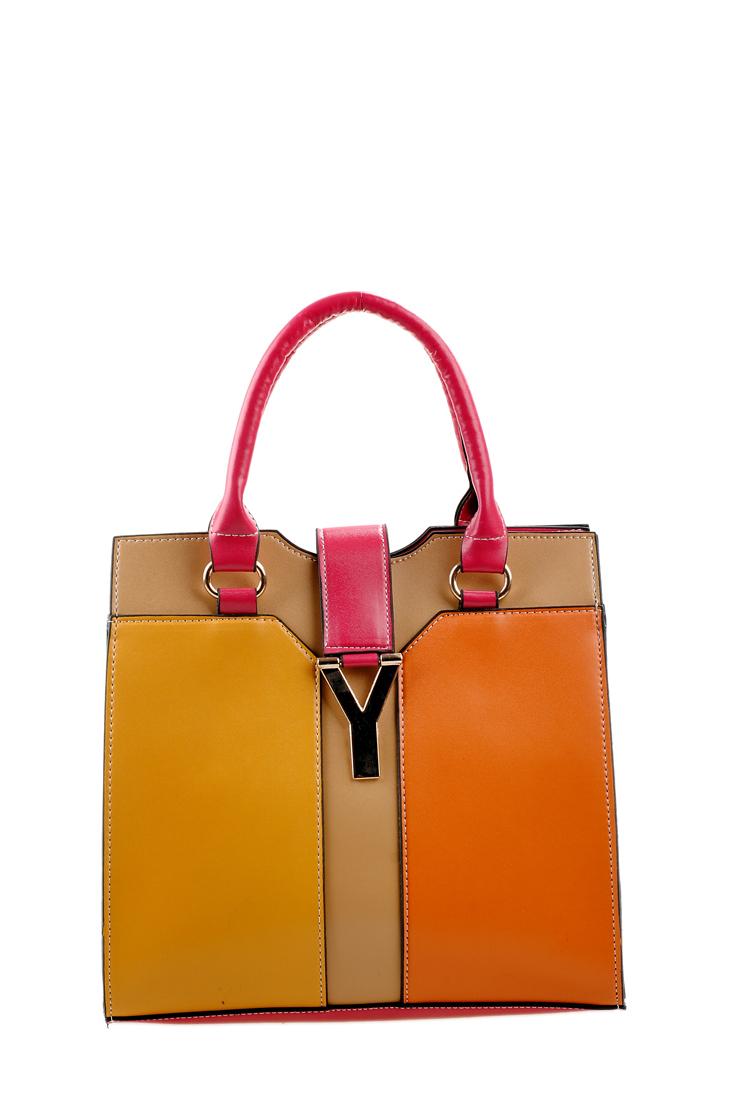Сумка Ant king am052 Жен. Женская сумка Однотонный цвет Искусственная кожа