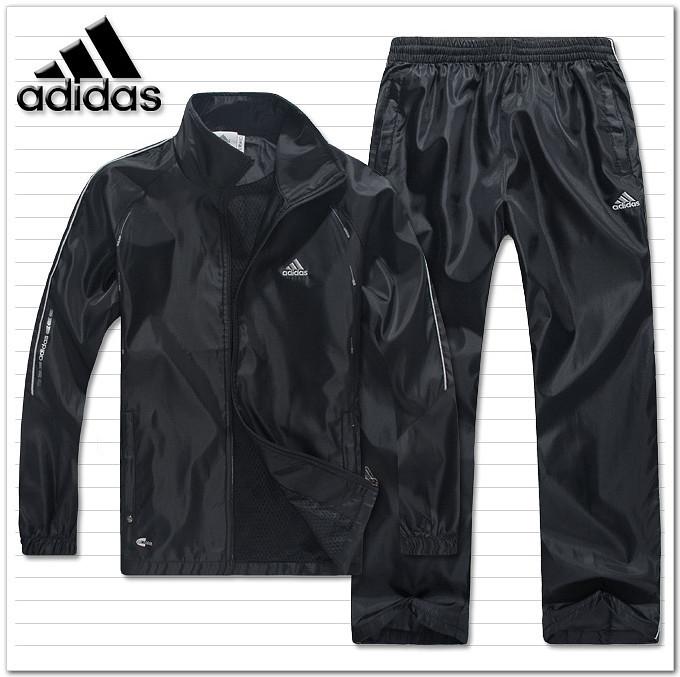 Спортивный костюм Adidas Z/813158 2013 Для мужчин Длинные рукава (рукава ≧ 58см) Отложной воротник Брюки ( длинные ) Для спорта и отдыха Логотип бренда