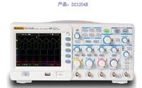 普源DS1104B系列数字示波器100MHz 4通道2GSa/s 16Kpts北航博士店