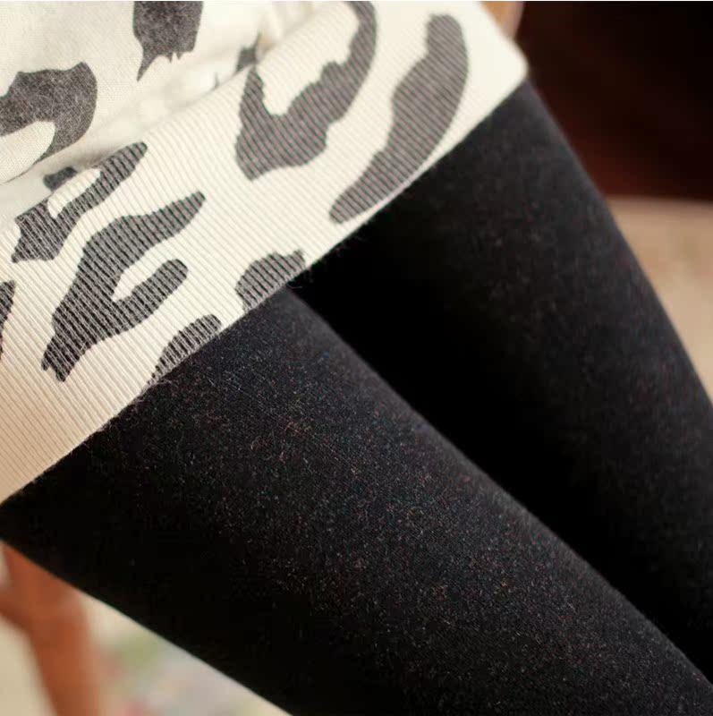 M thick velvet pants feet plus one new winter warm pantyhose big yards Ms. alpaca leggings