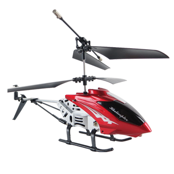 Children's toys, remote control helicopter gyro aircraft shatterproof charge for children aircraft