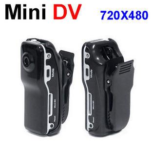 微型摄像机高清迷你dv mini数码声控录像机最小的无线航拍摄像头