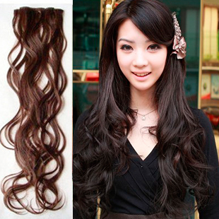 YuChen 100 natural hair hair hair curly hair hair thickening hair pills