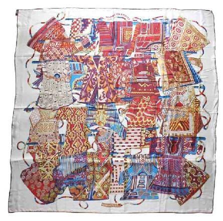 шарф Новое путешествие шелковая саржа атласная шелка и щедрой шарф шарф шаль в штучной упаковке