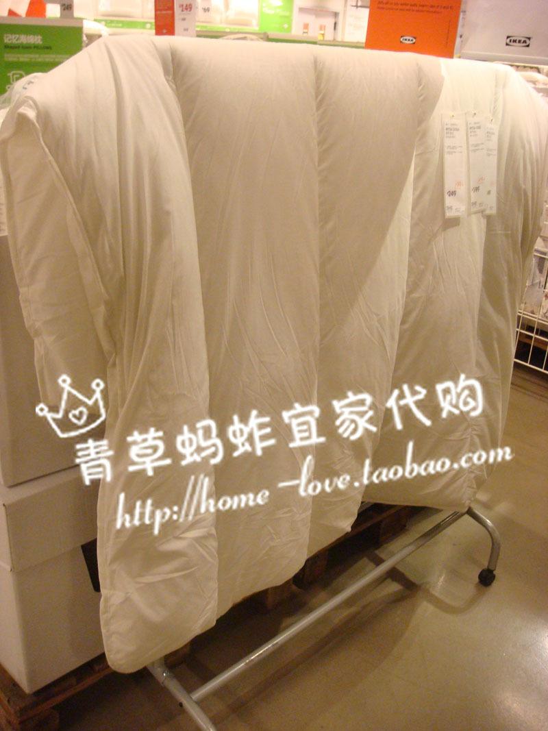 Одеяло IKEA торгового maisasijia 200 * 230 одеяло тепло ставка 5