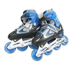 and the spring outdoor hot-skates - Aluminum Frame 30 - 33 small code 901 A skating