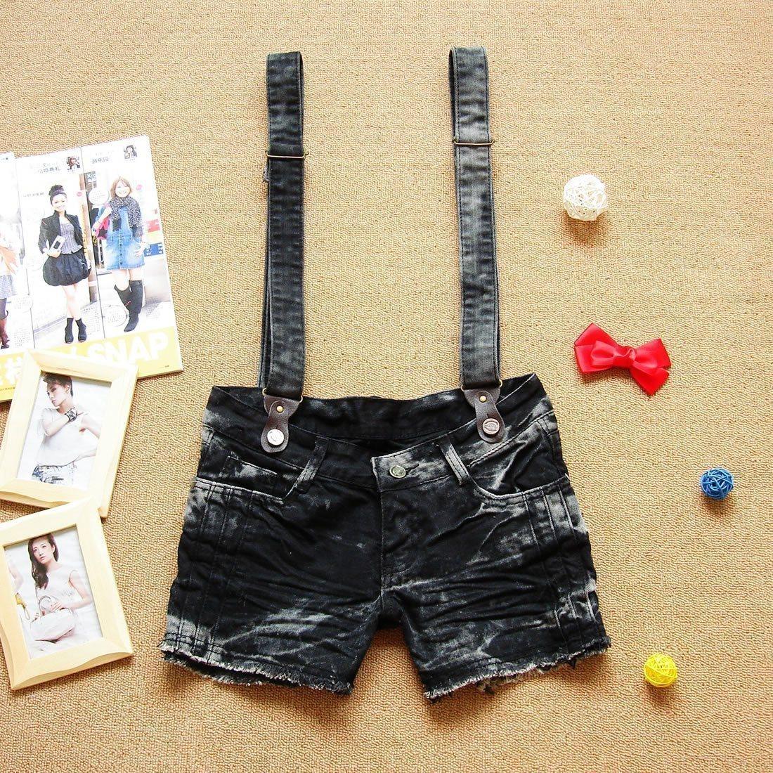 Женские брюки Other brands 9852 Шорты, мини-шорты Брюки на подтяжках