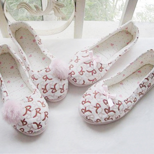 金冠 孕妇鞋产妇鞋月子鞋 孕期秋冬月子鞋 舒适防滑平底鞋 厚底鞋
