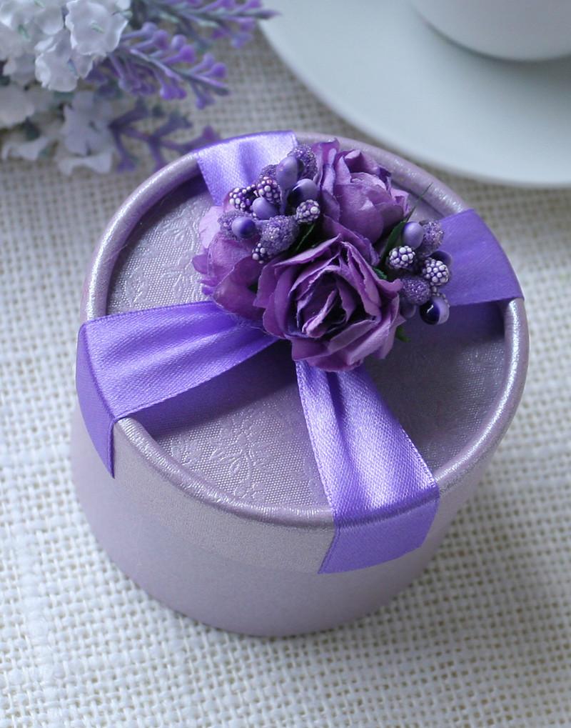 创意个性结婚喜糖盒子