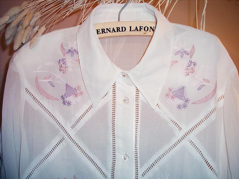 женская рубашка «Продано пользоваться,» ЦИМ груза негабаритных ретро ретро, Ретро цветочные рубашку