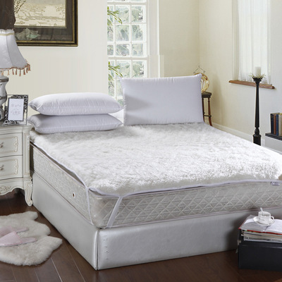 Australian wool mattress 100% pure wool mattress thick hairy models genuine adult residential furniture
