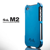 Korean 4thM2Casesiphone544S cellphone metal aviation aluminum protective housing