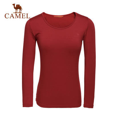CAMEL Camel outdoor thermal underwear for men and women in the warm autumn and winter warm clothes suit couples suite