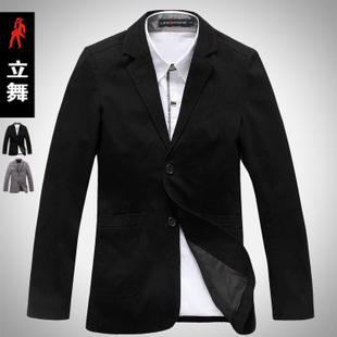 Made 2012 new dance in spring and autumn men's clothing han edition business suit small suit coat male spring clothing leisure suit