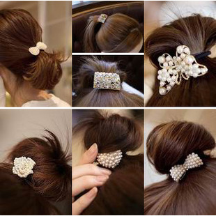 wholesale hair accessories/ring ropes