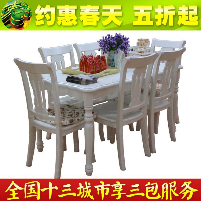 Стол обеденный Деревенский стиль Прямоугольная