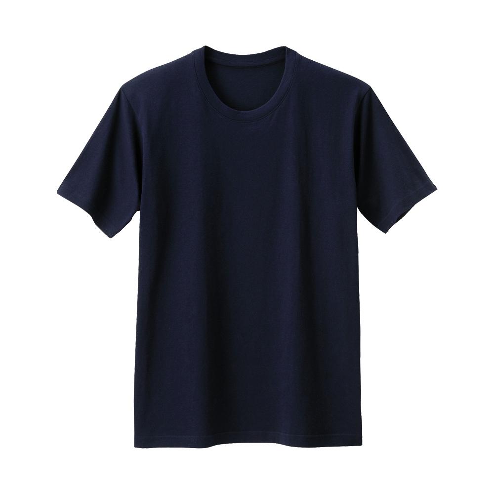 Футболка мужская Uniqlo uq067095200 )B 39 Короткие рукава (длина рукава <35см)
