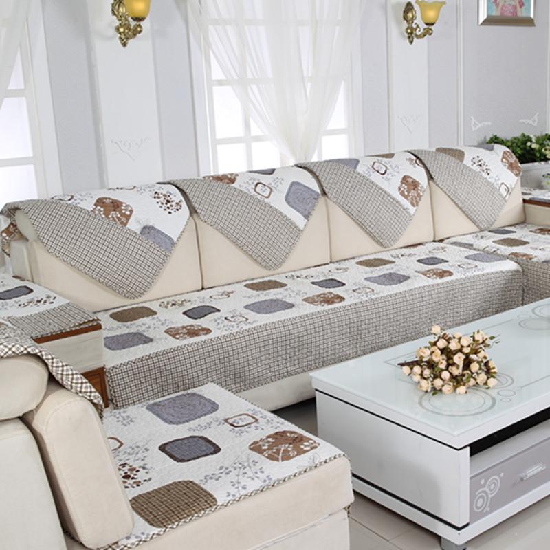 特价沙发垫坐垫布艺时尚欧式田园沙发巾沙发套沙发罩防滑沙发垫