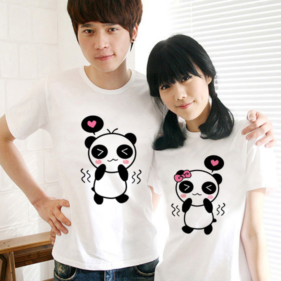 New couple in the seventh commune summer Korean-sided cartoon ...