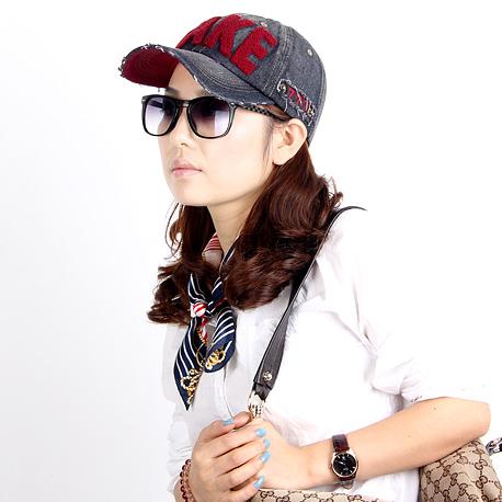 Головной убор M123 Корейская версия ковбой бейсбол шапки детей Hat шапки детей Hat летнего прилива Cap Кепка Джинсовая ткань С надписями Для родителей