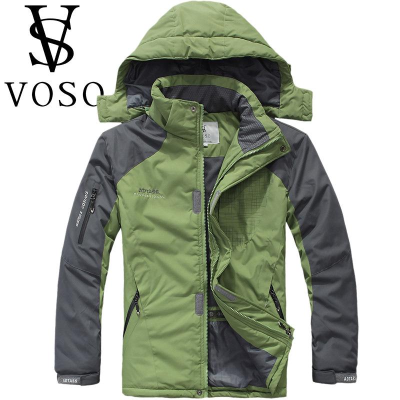 Куртка VOSO 12903b 2012 Молния Средней длины (до середины бедра и ниже) Свободный покрой (окружность талии > окружности груди)