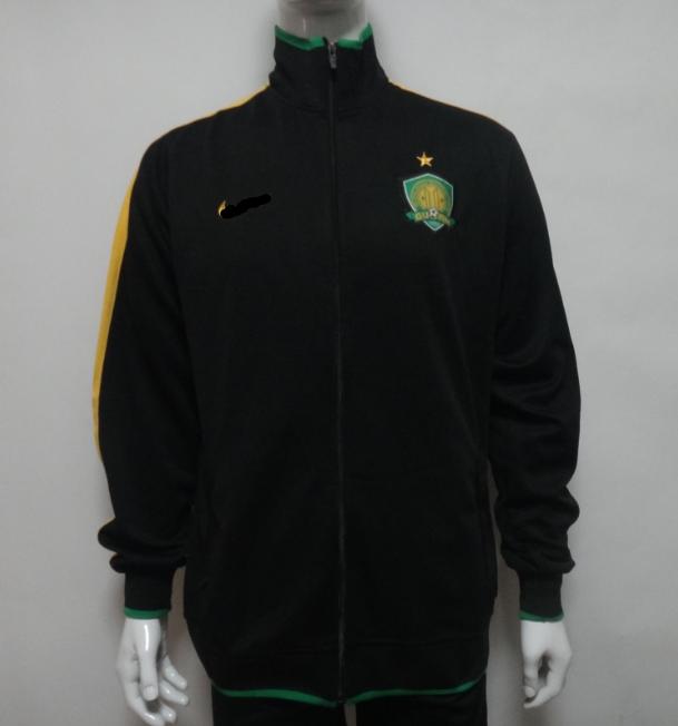 Футбольная форма OTHER N98 20 Polo AW77 Костюмы с длинными рукавами и штанами Бэйцзин Гуоань