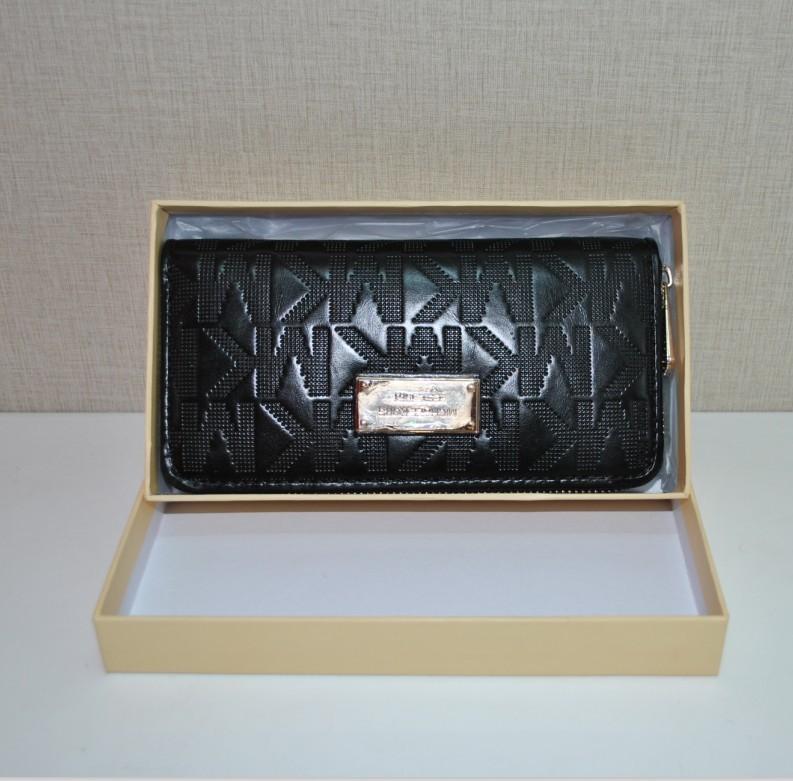 Бумажник m9/2005 MK Mk9-2005 Длинный бумажник Жен. Другие материалы