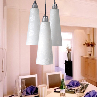 [Agile] modern minimalist restaurant chandelier creative living room lamp bedroom lamp lamp lamp 8501-3