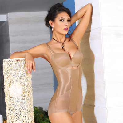 Experience ultra-thin body sculpting underwear Seamless hot explosion proof humpback Ms. hip coveralls SL8051 shipping