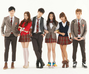 Сериал   720P Dream High2 MV+OST DVD