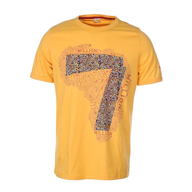 Спортивная футболка Puma 815337 05 815337-05 Воротник-стойка 100