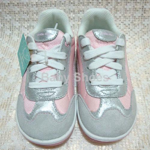 детские кроссовки Other brands Stride Rite  Str178 Жен. Все сезоны Сетка Мокасины, прогулочная обувь
