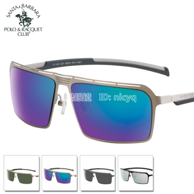 HD Shengdabaoluo counter genuine men polarizer sunglasses block the influx of men driving sunglasses PO.1425