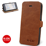 The Apple iPhone5 cell phone shell iPhone5 cell phone holster leather holster clamshell holster sub shell