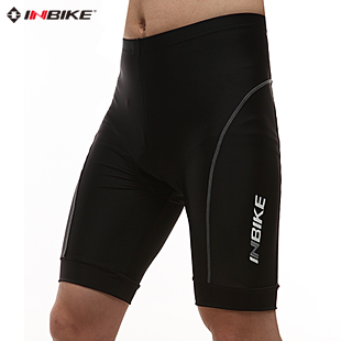 INBIKE basic pants shorts draping men and  permeability of silica gel cushion top